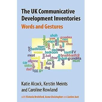 Die UK Communicative Development Inventories: Wörter und Gesten: 2020