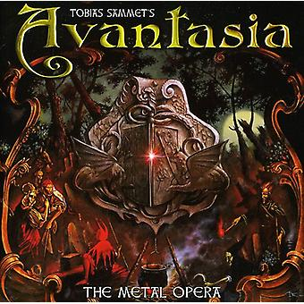 Avantasia - Metal Opera Pt. 1 [CD] USA import