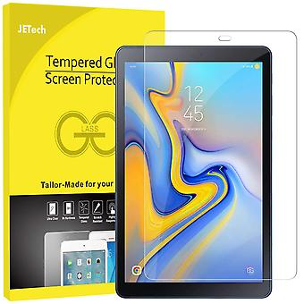 Jetech screen protector for galaxy tab a 10.5-inch 2018 (sm-t590/t595/t597), tempered glass film