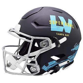 Riddell Authentic SpeedFlex Helmet - NFL SUPER BOWL LV Tamba
