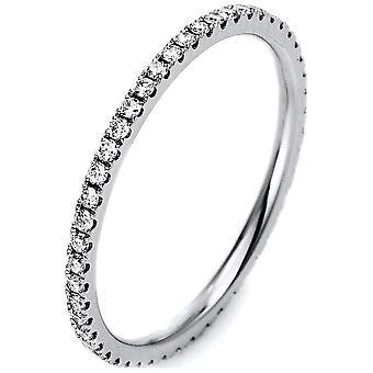 Luna Creation Infinity Ring Memoire voll 1M047W853-2 - Ringweite: 53
