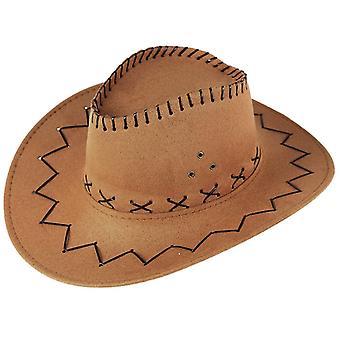 Mulher Cowboy Chapéus Unisex Adulto West West Cowboy Hat Mongol