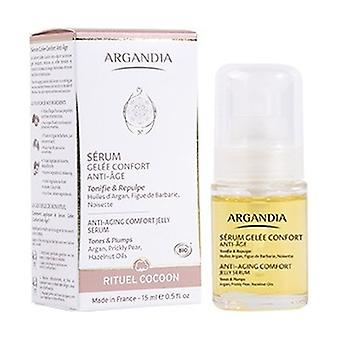 Anti-Aging Comfort Jelly Serum, Prickly Pear 15 ml de serum