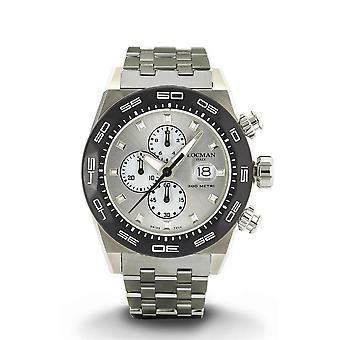 Locman Wristwatch STEALTH 300Mt 0217V2-0KAGNKBR0