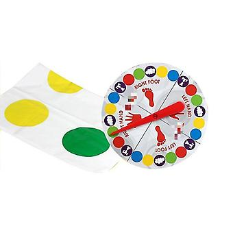 New Classic Moves Board Body Twisting Game Fun Sports Multiplayer Parent-child