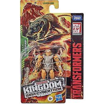 Transformers Ratttrap WFC Core Series Figure