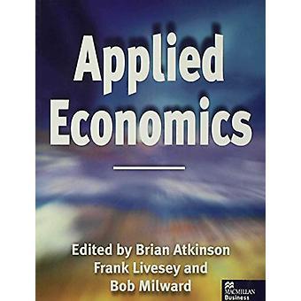 الاقتصاد التطبيقي بواسطة بريان أتكينسون - 978033673829 كتاب