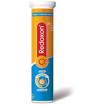 Redoxon Redoxon Extra Abwehrkräfte, 15 Brausetabletten