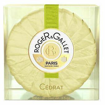 Roger & Gallet CEDRAT Savon Parfumado 100 gr
