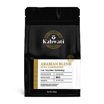 Freshly Roasted | Arabian Blend- Green Cardamom | Turkish Coffee