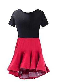 Salsa Tango Rumba Latin Dance Kleid Kinder Kind Ballsaal tanzen Kleider