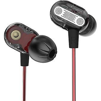 KZ Audio KZ ZSE - In-ear Earbuds - Black
