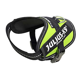 Julius-K9 IDC-Powerharness For Dogs Size: Baby 2, Neon Green
