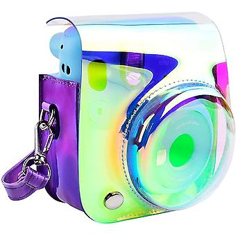 FengChun Schutzhlle und tragbare Tasche Kompatibel mit Fujifilm Instax Mini 11 Sofortbildkamera mit