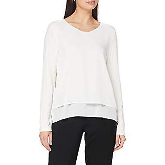 Betty Barclay 2277/1606 T-Shirt, White, 44 Woman