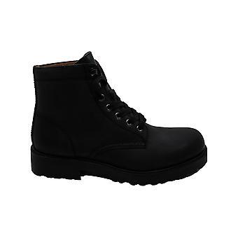 Miesten myymälä Bloomingdalen Pierce Leather Plain Toe Saappaat 8 M Musta