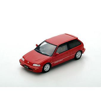Honda Civic Si (1987) Resin Model Car