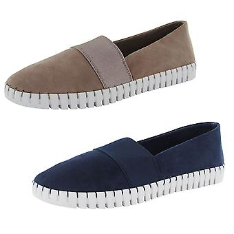Steven Womens Secure Slip On Loafer Shoes