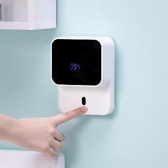 Led-näyttö Automaattinen induktiovaahtoinen käsien aluslevyanturi, kotitalouksien infrapuna