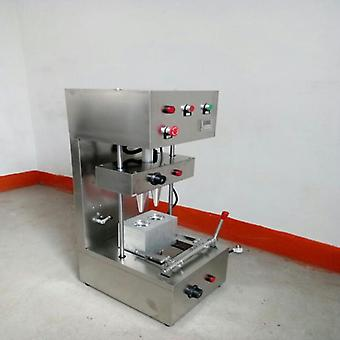 Máquina de cono de pizza comercial, espiral