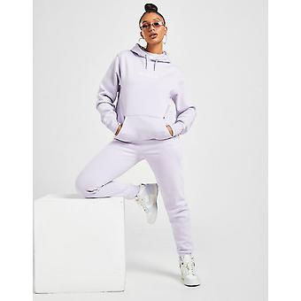 New Nicce Logo Fleece Joggers from JD Outlet Purple