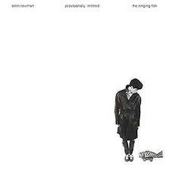 Colin Newman – Vorläufig mit dem Titel The Singing Fish Vinyl