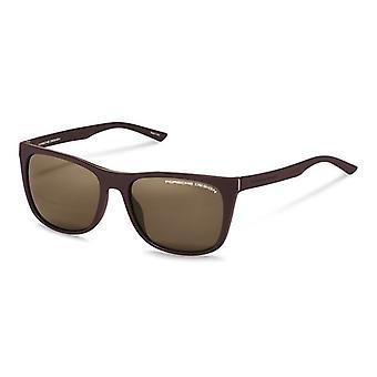 Unisex Sluneční Brýle Porsche P8648-B Brown (ø 56 mm)