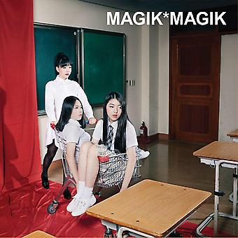 Magik Magik - Magik Magik CD