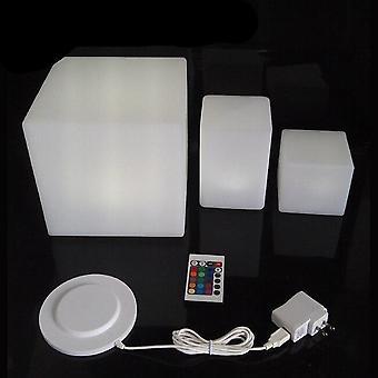 קוביית זוהר LED