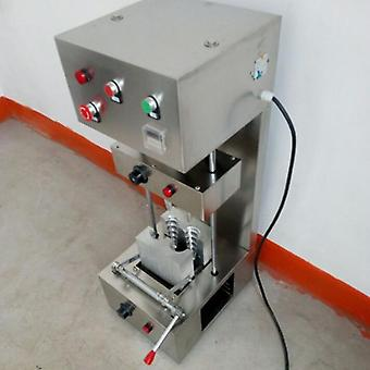 Máquina de cono de pizza, máquina de hacer pizza de calidad
