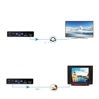 Lecteur multimédia Lecture automatique Usb Externe Hdd Media Player Avec Câble Hd
