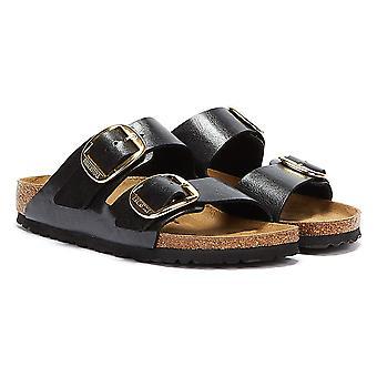 Birkenstock Arizona Duża klamra Wdzięku Damskie licorice sandały