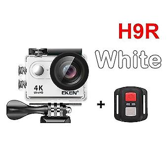 H9 Action Camera Ultra HD 4K WiFi 2.0 inch(White)