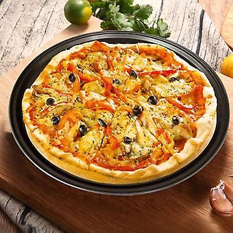 "12"" Nonstick Baking Pizza Pan W/Holes Kitchen Tool"