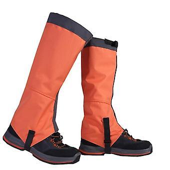 Ulkona lumi polvisuoja hiihto kävelykengät vaellus jalka suoja turva vedenpitävä jalka lämmittimet
