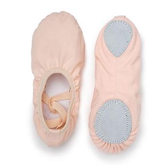 Zapatos de ejercicio de interior full rubber band / zapatillas de yoga