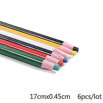 Multicolor Fabric Tailors Kreda - Wymazywal marker patchworku i odzieży