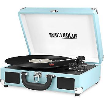 3-Speed Bluetooth Record Player | Retro Vinyl Player