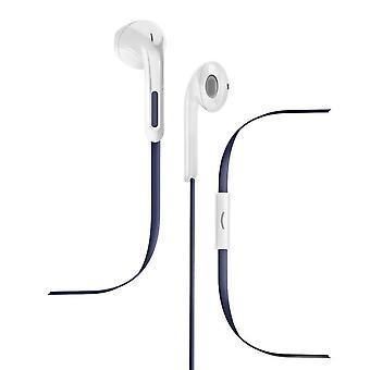 Bluetooth-headset med mikrofon SBS STUDIOMIX 99 Blåvitt