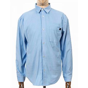 Edwin Jeans Minimal Cord Shirt - Baby Blue