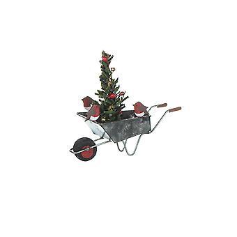 Shoeless Joe Wheelbarrow Christmas Tree Decoration | Gifts