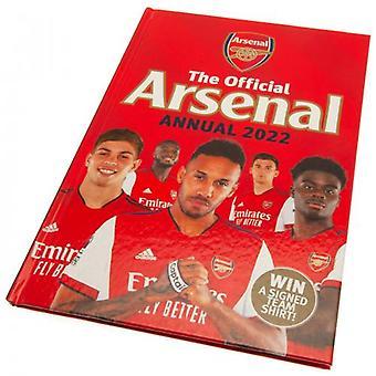 Arsenal Annual 2022