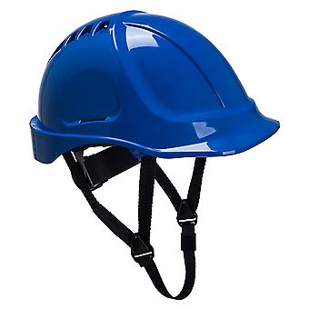 Portwest Pánske Vytrvalostná prilba Royal Blue One Size Modrá