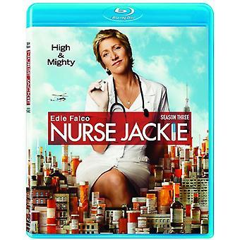 Nurse Jackie: Stagione 3 [BLU-RAY] USA importare