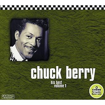 Chuck Berry - Chuck Berry: Vol. 1-His Best [CD] USA import