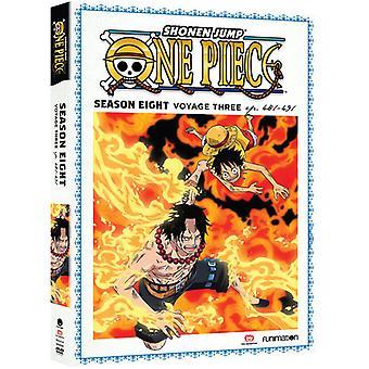 One Piece: Season Eight Voyage Three [DVD] USA import