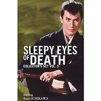 Vol. 3-sueño ojos de importación USA de muerte coleccionistas Set [DVD]