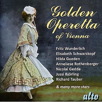Oro Opereta de Viena - importar de USA dorada opereta de Viena [CD]