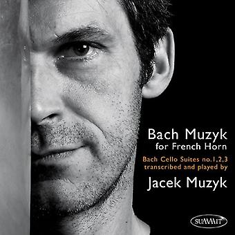 J.S. Bach - Bach: Muzyk for French Horn [CD] USA import