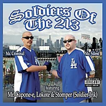 Soldiers of the 213 - Soldier's of the 213 [CD] USA import